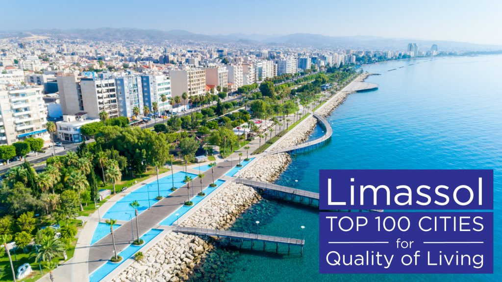 limassol top 100, Quality Living, Limassol