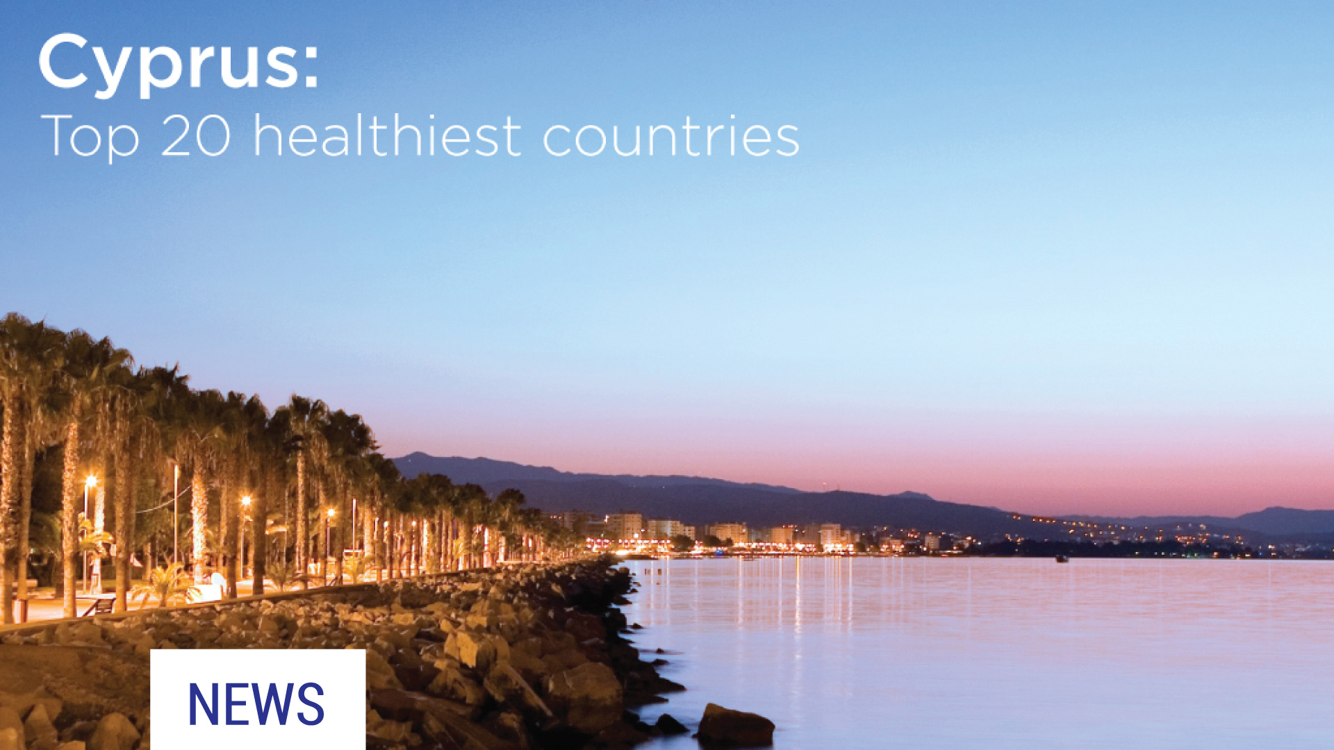 Cyprus: One of the healthiest countries to live in