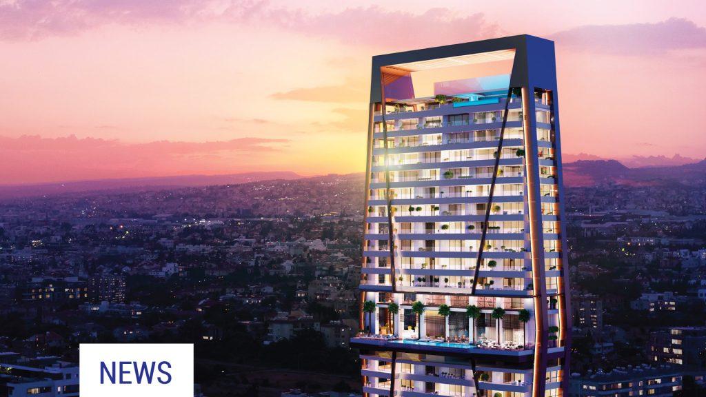the icon, limassolicon, theiconlimassol,imperioproperties, limassolproperties, cyprusproperties, residences, luxuryliving, luxuryresidences, cyprusluxuryliving, skyscraper, skytower, tower, limassoltower