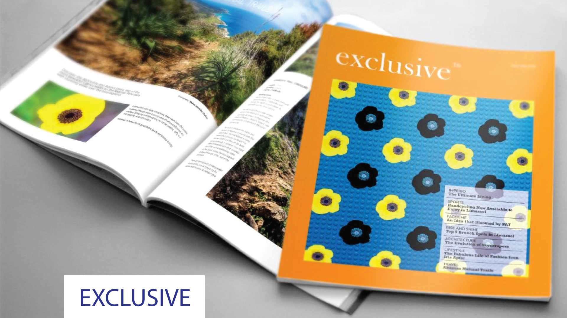 EXCLUSIVE 16: OUT NOW!