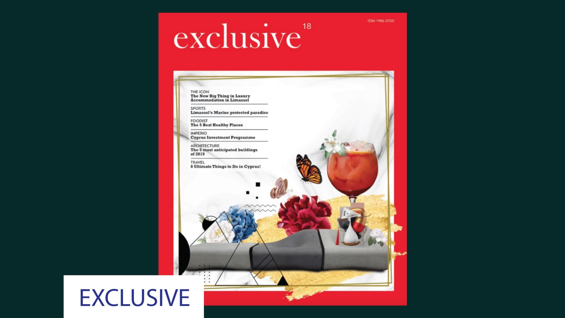 Exclusive 18 — Out Now