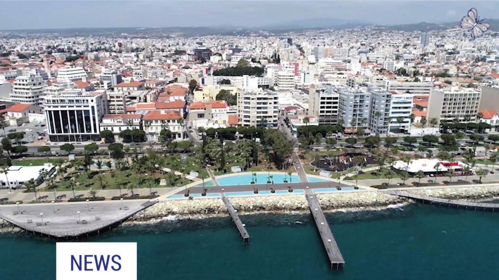 Limassol Molos seafront